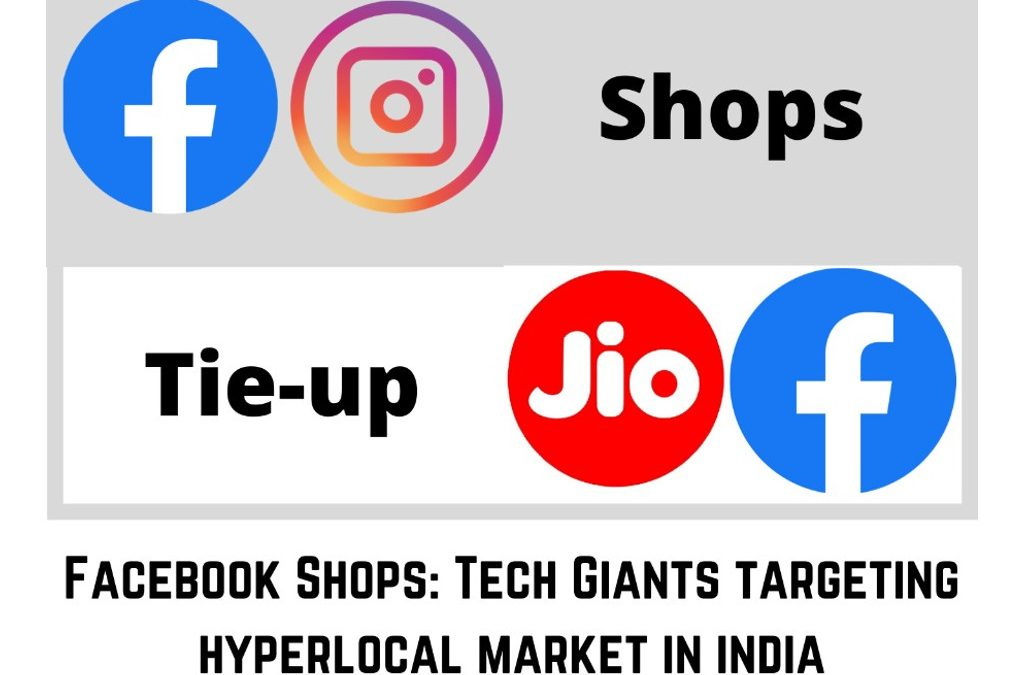 Complete information about Facebook shops and its connectivity with jio