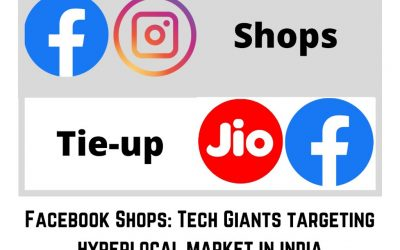 Facebook – Jio Deal & All about Facebook Shops