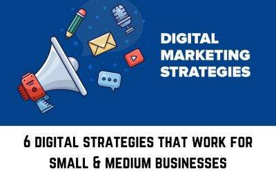 6 Digital Marketing Strategies that work for Small and Medium Businesses