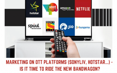 OTT Advertising – Why should you consider for your brand?