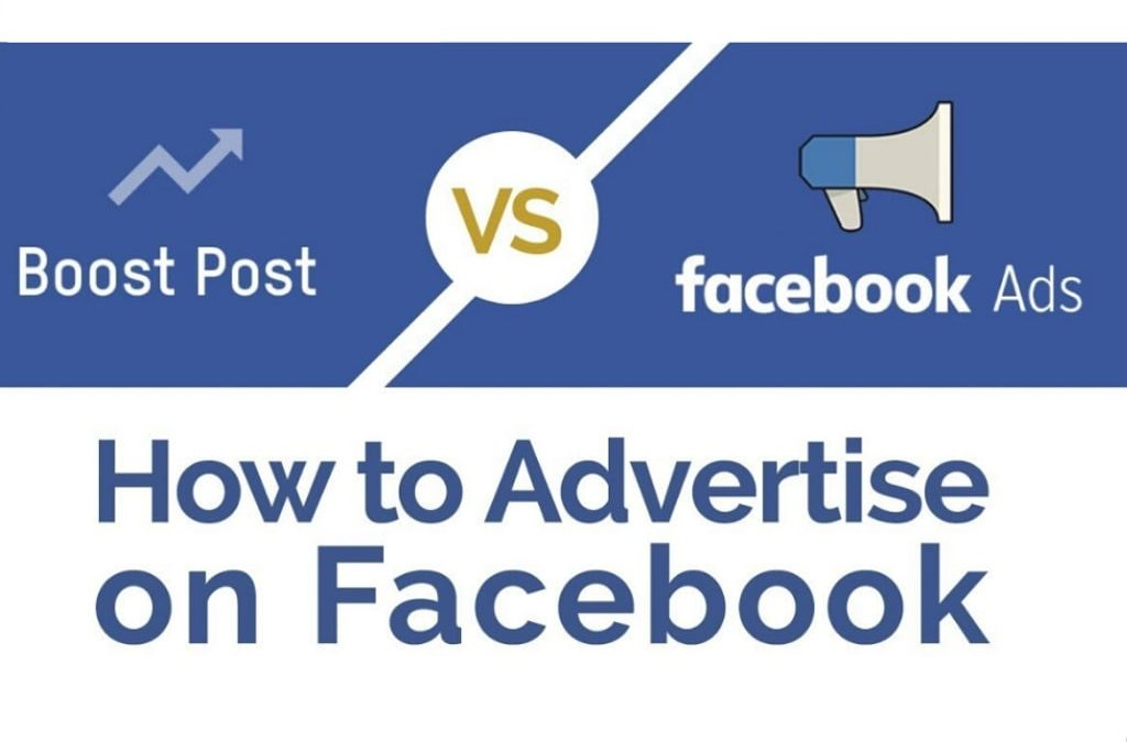 How to advertise on Facebook? Boosted Posts vs Facebook Ads