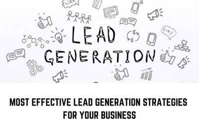 Effective Lead Generation Strategies in Digital Marketing For Businesses