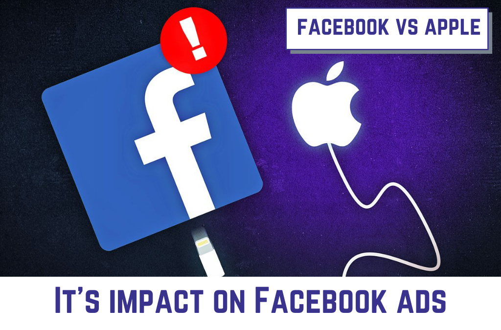 """""""Apple Vs Facebook""""- its impact on Facebook ads"""
