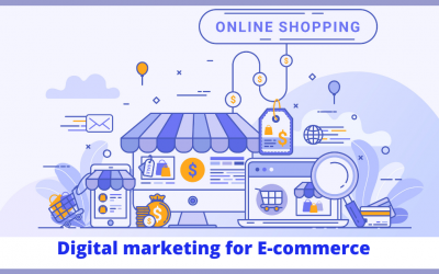 Digital Marketing for E-commerce Business