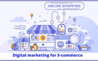 Digital Marketing for E-commerce Business